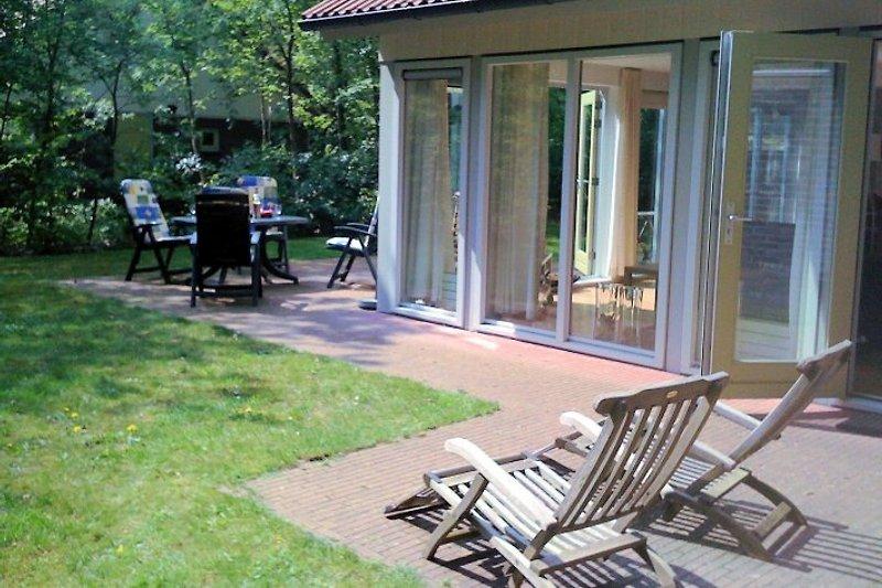 Terrasse mit sonnige Lage