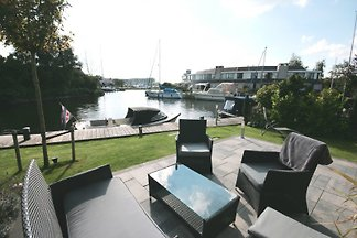 Parc Brekkense Wiel maison front de mer
