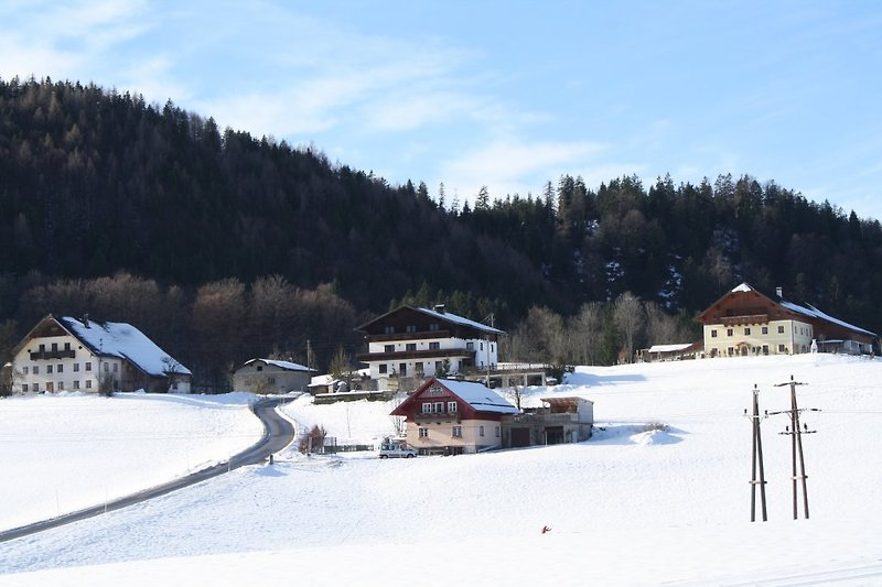 Ferienwohnung am Bichl à Faistenau - Image 2