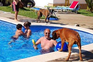 FamilienUrlaub mit Hund in Riumar