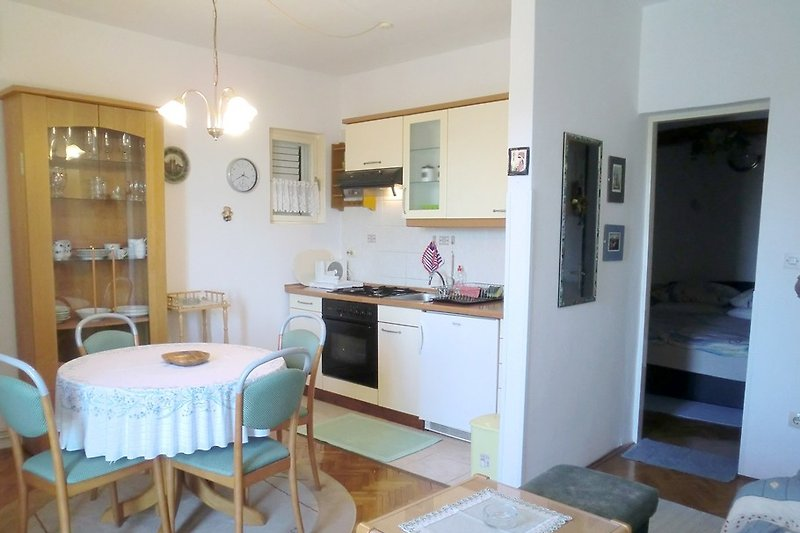 Apartment für 2+2,  MANDICA