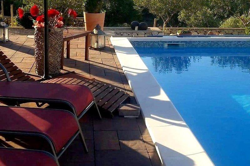 Villa Rosana mit Pool