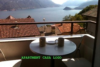 Casa Logo , fantastic view lake !