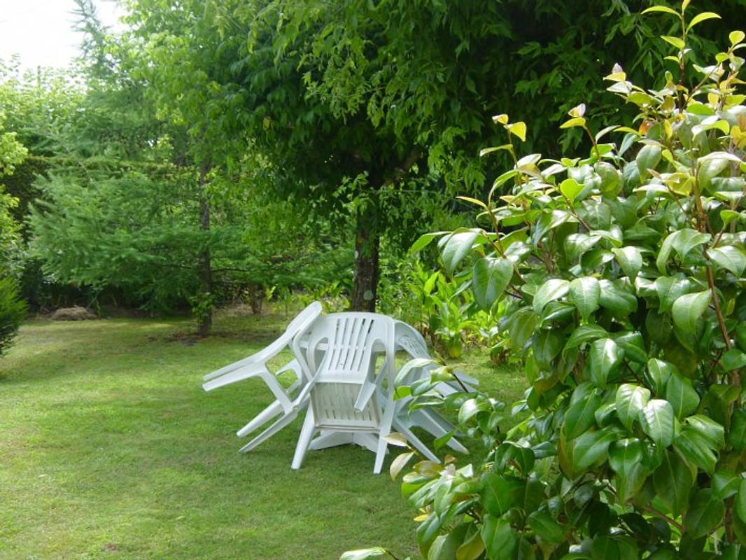 Villa oasis 3 etoiles maison de vacances vielle for Amenagement jardin 1000m2