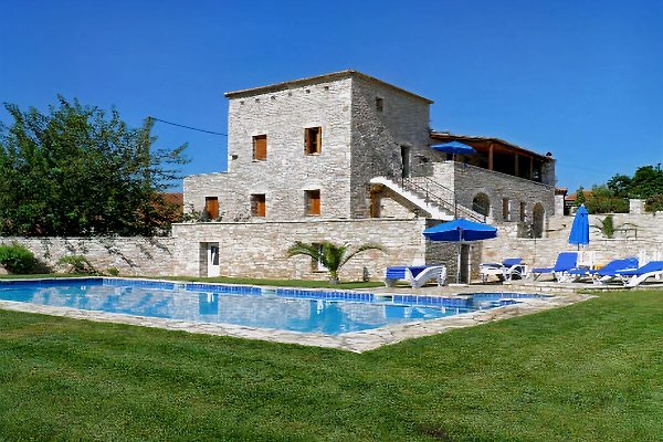 Villa Karinyon Messénie Péloponnèse à Mystraki - Image 1