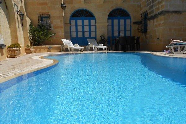 Ta Mananni Villa in Gozo in Qala - Bild 1