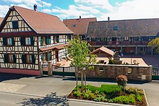 Vacances à Meistratzheim