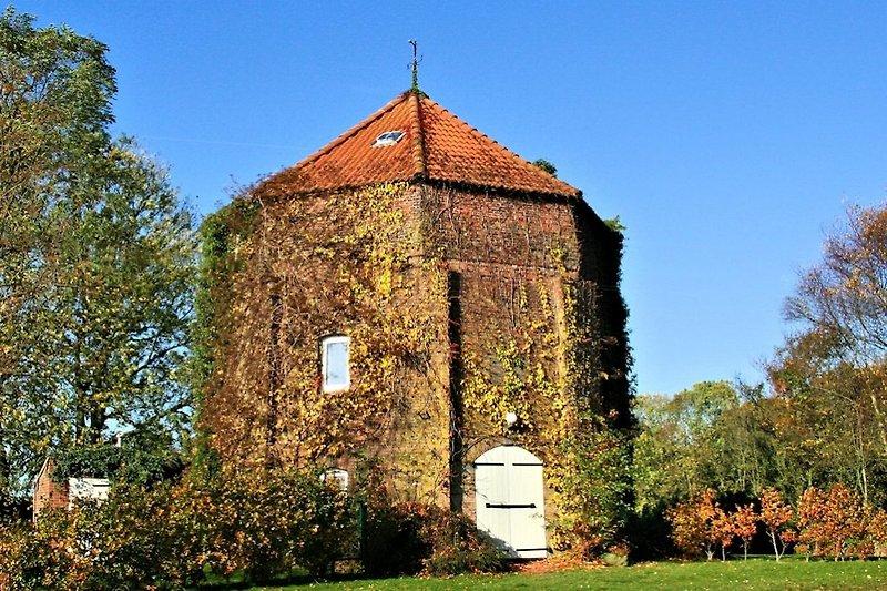 Mühle von 1804 bei Greetsiel