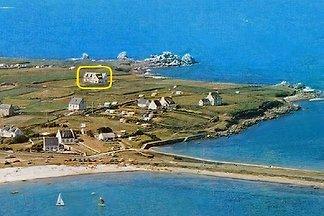 Ferienhaus in nordlich Bretagne