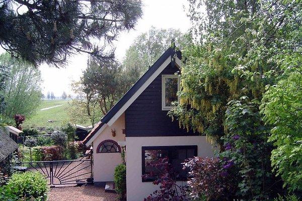 Frontseite Ferienhaus