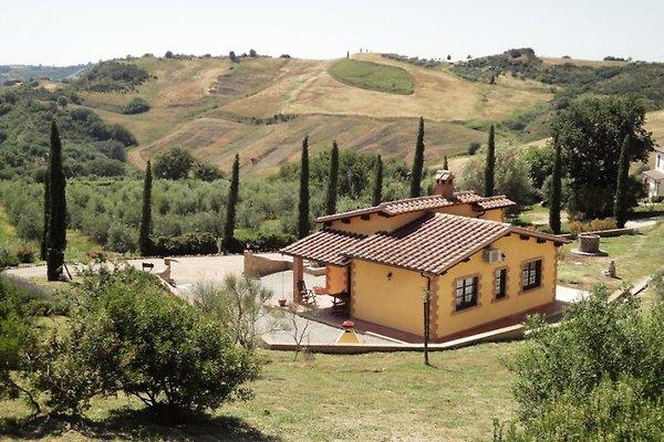 Le Villette en Cinigiano -  1