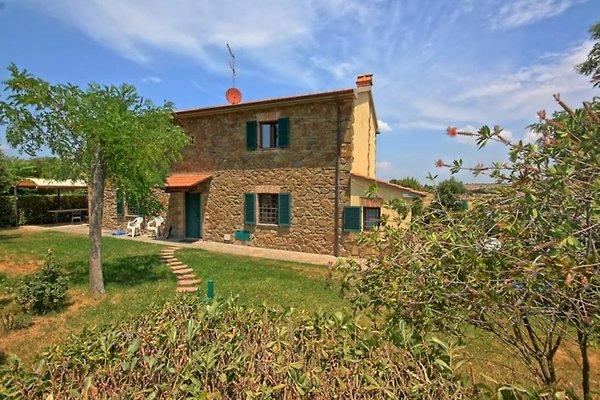 Casa Levante in Istia d'Ombrone - Bild 1