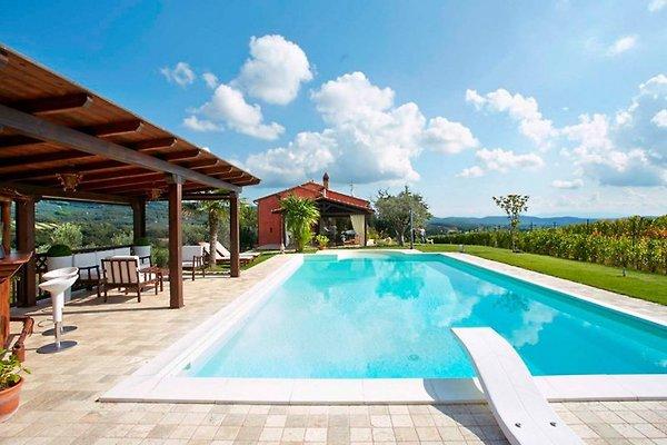 Villa Melanie in Roccastrada - Bild 1