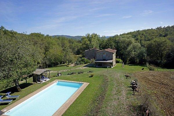 Casale Doccia-Mulino en Ambra - imágen 1