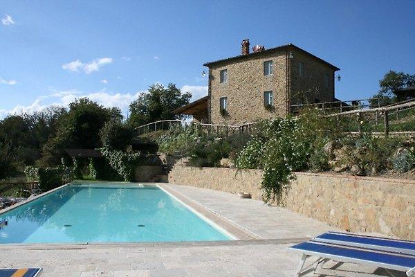 Casa Palazzino in Ambra - Bild 1