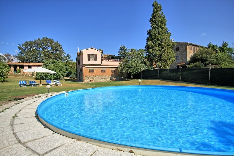La Scuola mit Privat-Pool
