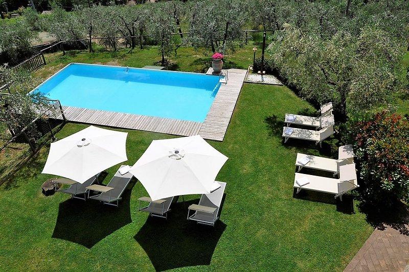 Casa a Mandria Pool