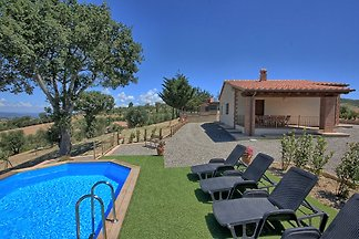 Casa de vacaciones en Cinigiano