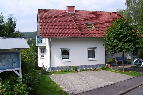 Das Haus-im Sommer-