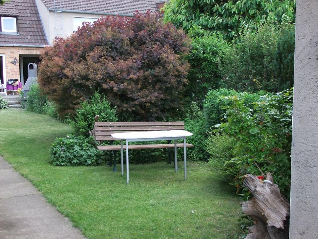 bungalow ferienhaus in mirow mieten. Black Bedroom Furniture Sets. Home Design Ideas