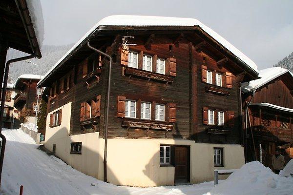Luxus Chalet, FeWo, Hütte en Segnas - imágen 1