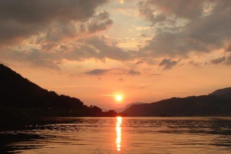 Mittsommernacht am Moldefjord