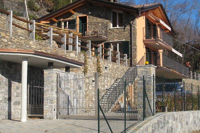 Villa Ronc Albert
