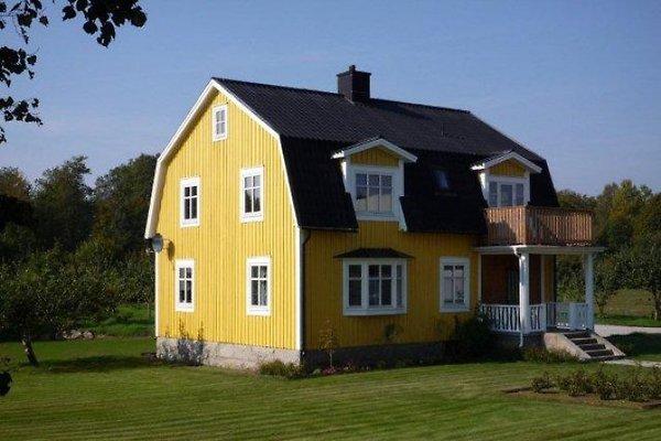 HN1 Holmsjö grosses Haus in Sirkön - immagine 1