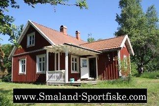 JA1 Törnamåla Småland Südschweden