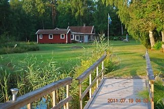 UC2 Direkt am Åsnen  Südschweden