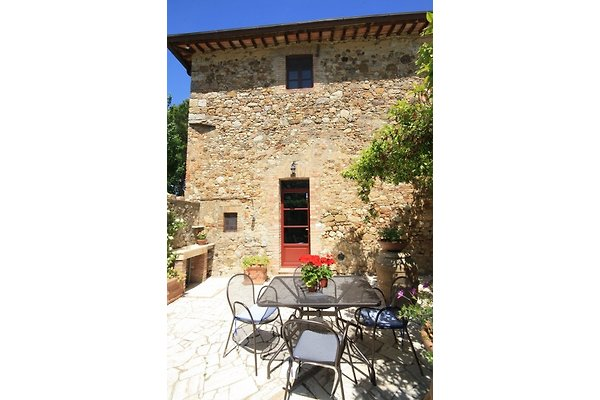 Apartment 6 km from Siena en Monteriggioni - imágen 1