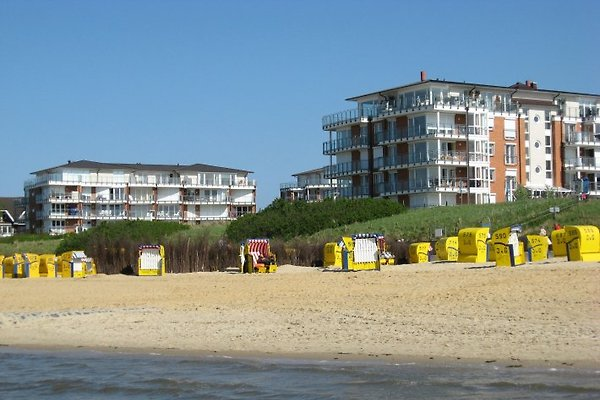 Strandpalais-Duhnen Whg 404 en Cuxhaven -  1