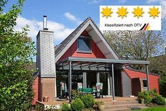 Ferienhaus in Dorum-Neufeld, 4 Sterne, 300 Meter zum Strand, schnelles WLAN, SKY-TV. 20 % Rabatt* bei Belegung mit nur 2 Personen, Vermietung an max. 4 Personen.