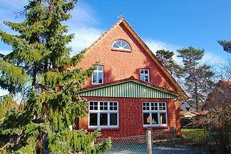 Domek letniskowy Rustic house Darßer ORT