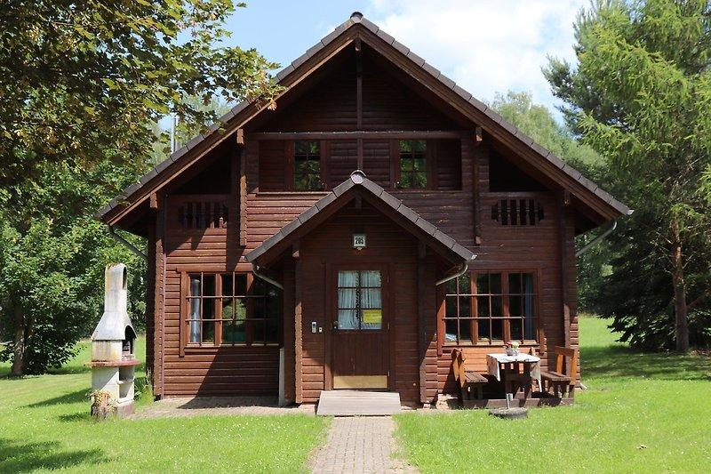 Holzhaus-am-Silbersee