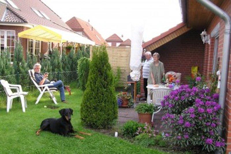 Garten - eingezäunt