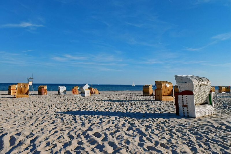 Der eigene Strandkorb