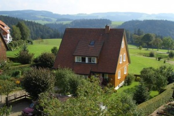 Haus Straub in St. Märgen - immagine 1