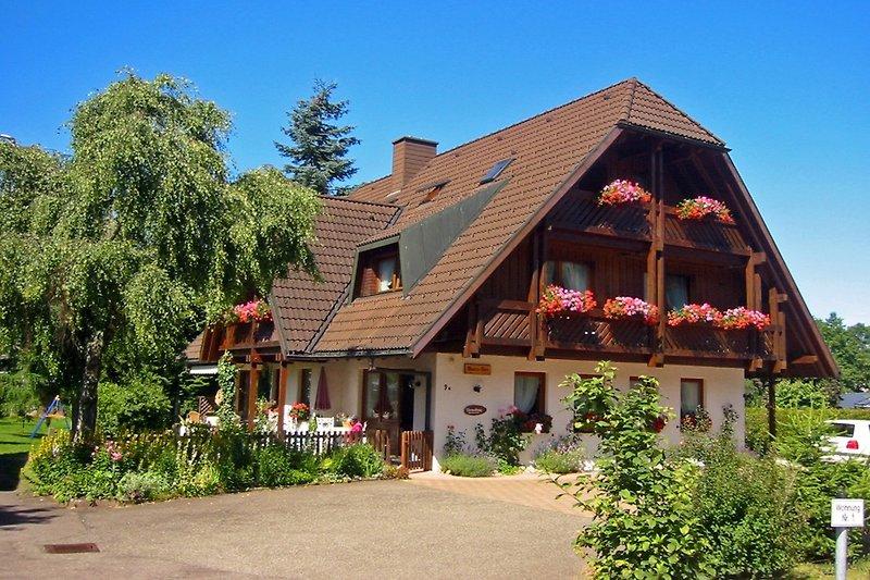 unser schönes Ferienhaus