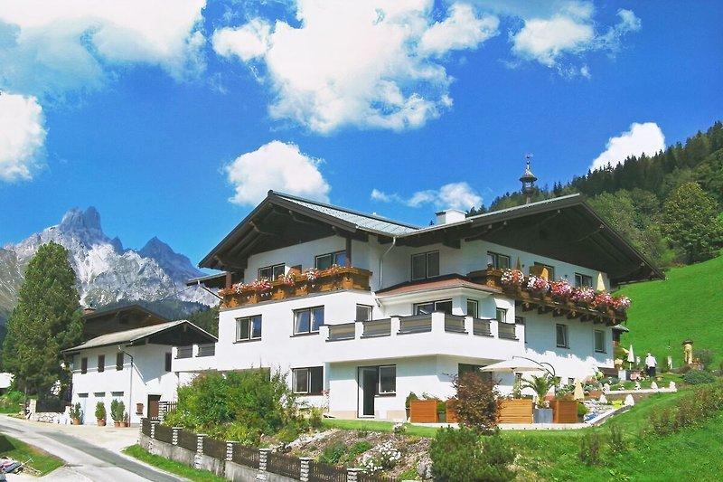 Haus Bergfried Sommer