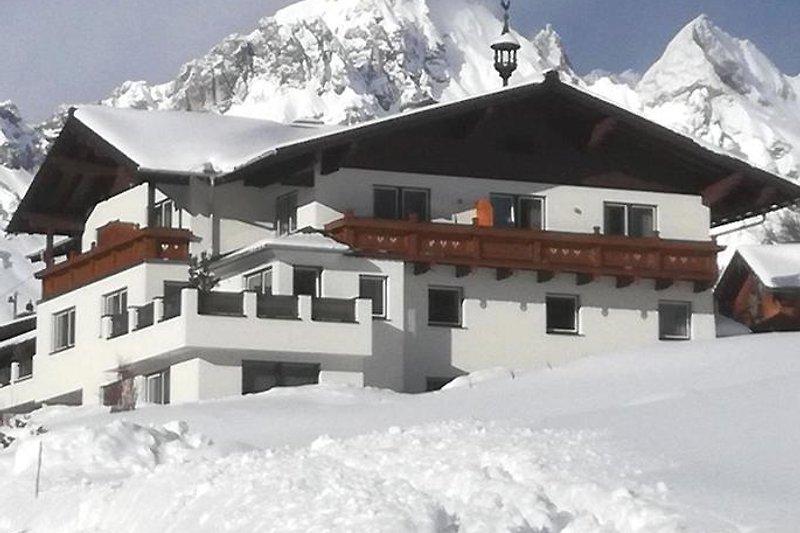 Haus Bergfried Winter