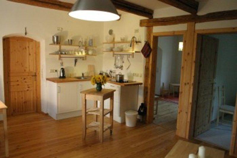 Hébergement à la ferme biologique  à Markersdorf - Image 2