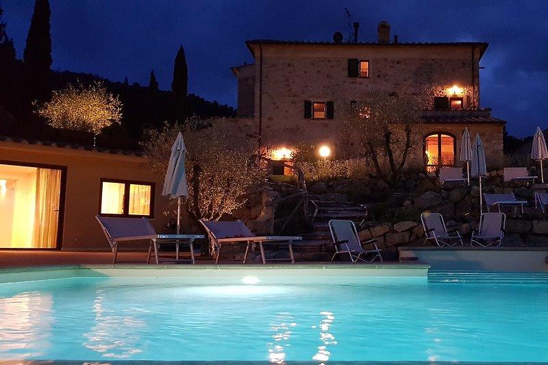 Unique Panorama Retreat Tuscany