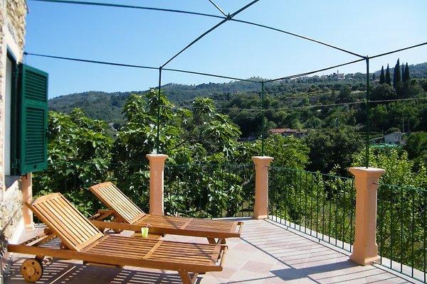 Casa Valprino piano - Dolcedo in Dolcedo - immagine 1