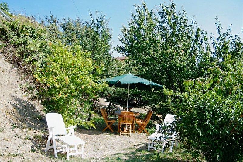 Relaxen im Garten