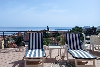 Penthouse Mari - panoramic sea views