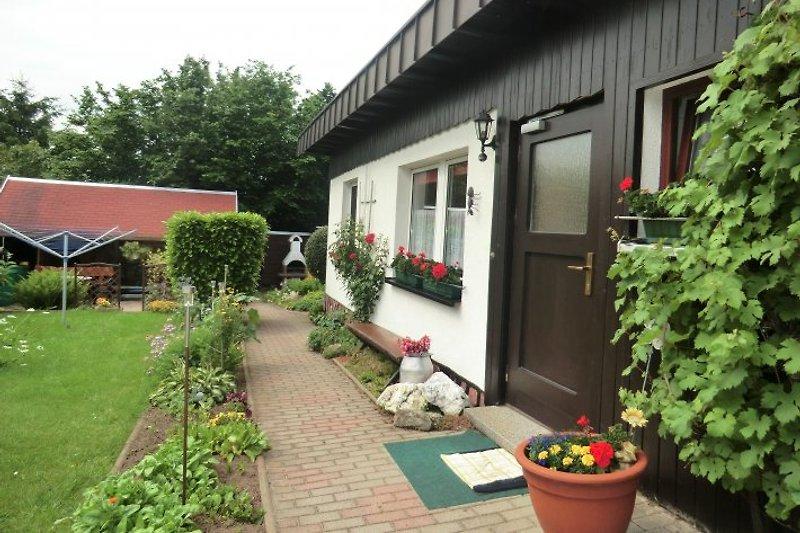 Haus II mit Gartenblick