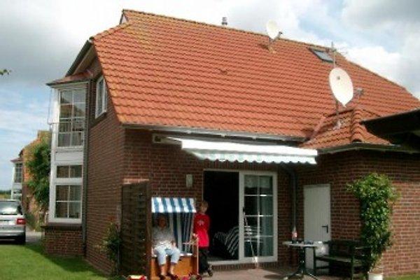 Ferienhaus Lizzy in Neßmersiel - Bild 1
