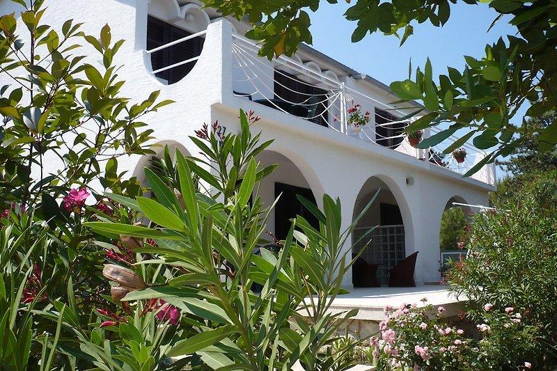 Unsere Unterkunft ist ideal für einen Familienurlaub und ruhigen, romantischen und erholsamen Urlaub .
