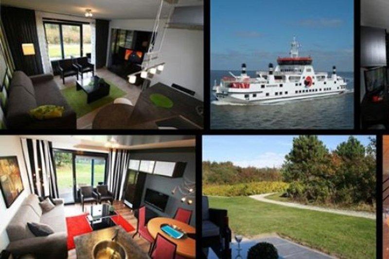 7 appartamenti + piscina + Molto Extra in Hollum - immagine 2